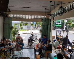 Sang gấp quán cà phê quận Tân Phú