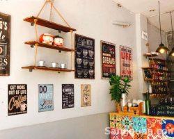Sang quán cà phê – beer tại Phú Nhuận