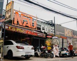 Cần sang quán cà phê mặt tiền đường phường Bình Trưng Đông